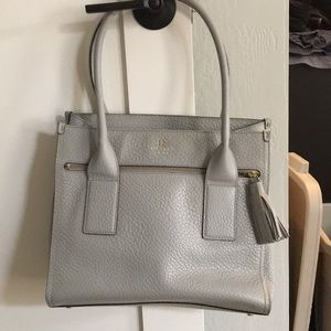 Kate Spade Grey Handbag